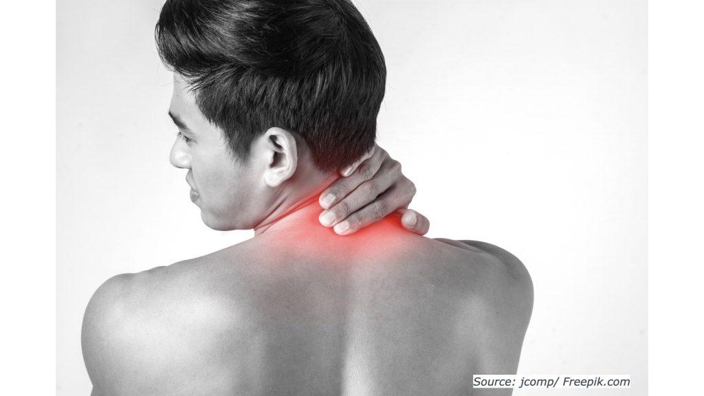 頸痛 Neck Pain Featured Image